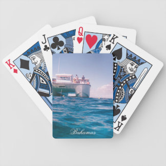 Snorkeling in the Bahamas Playing Cards