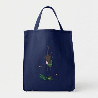 Snorkeling Mouse Bag