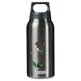 Snorkeling Mouse Thermos Bottle