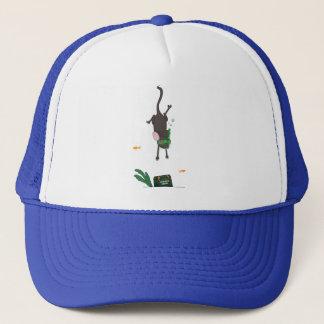 Snorkeling Mouse Trucker Hat