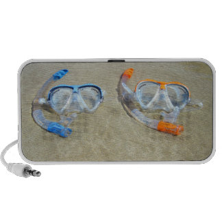 Snorkeling Pair Mp3 Speakers