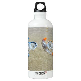 Snorkeling Pair Water Bottle