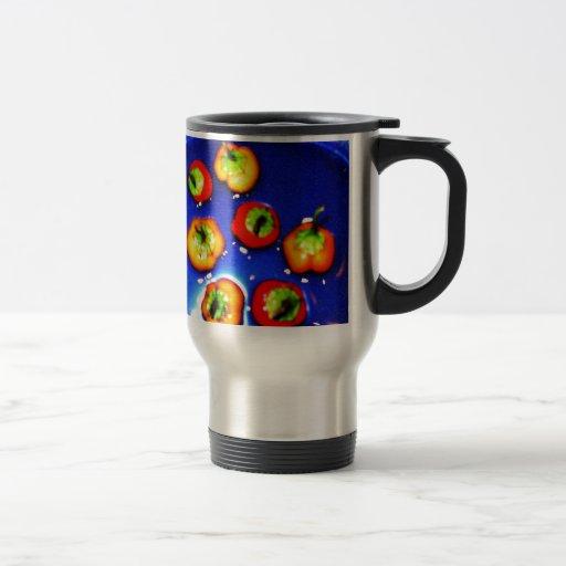 Snorkeling Peppers Mug