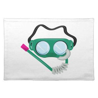 Snorkle Gear Placemat