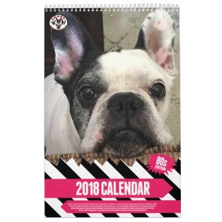 SNORT 2018 Calendar