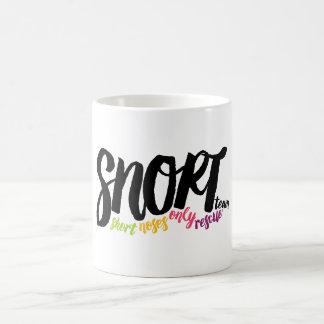SNORT color changing mug