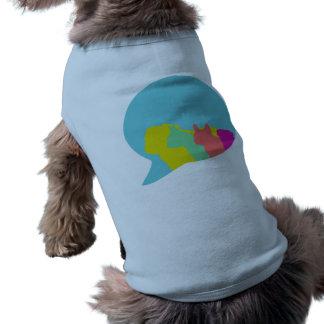 SNORT dog shirt