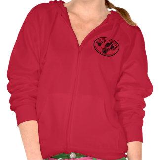 "SNORT Logo Zip Up ""Red"" Tee Shirts"