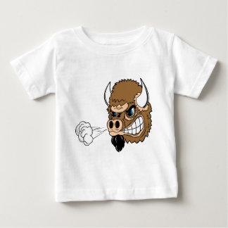 Snorting Bull Baby T-Shirt