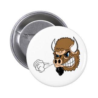 Snorting Bull Pins