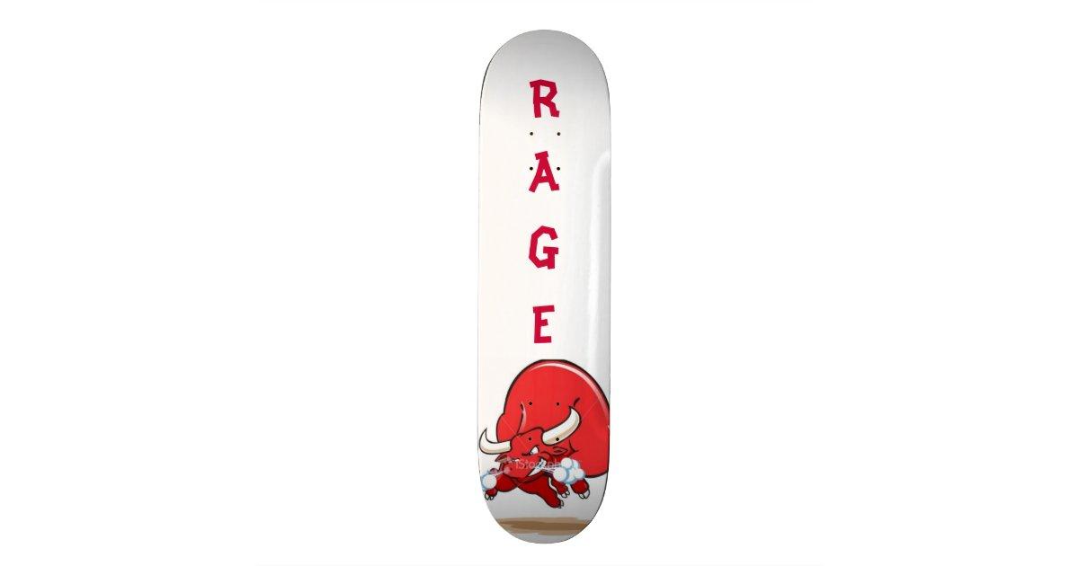 Red Bull Skateboard Deck