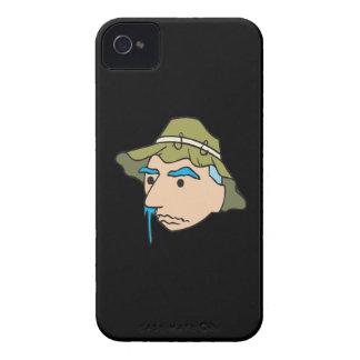 Snot del hielo iPhone 4 funda
