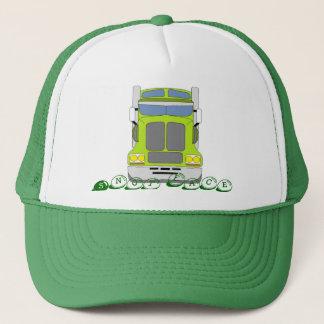 snot face trucker hat