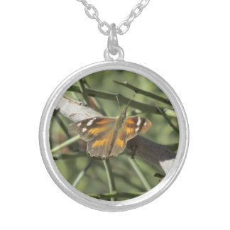 Snout Butterfly Necklace