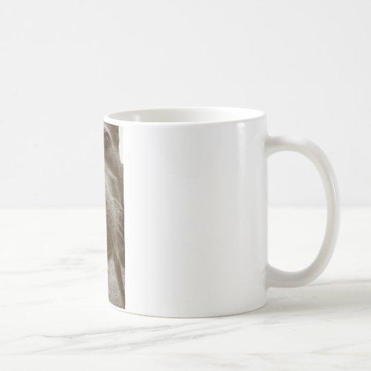 snout coffee mug