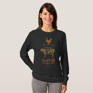 Snout to Tail long sleeved shirt