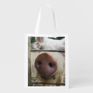 Snout Reusable Grocery Bag