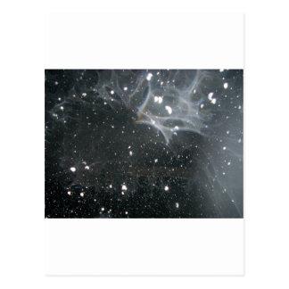 Snow 2 postcard