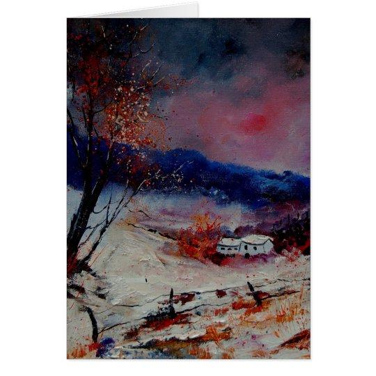 snow 569020 card
