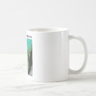 Snow Across Mid-Atlantic States Coffee Mug