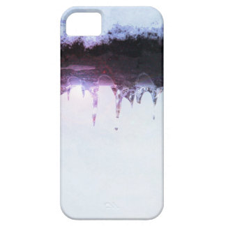 Snow and icicles iPhone 5 covers