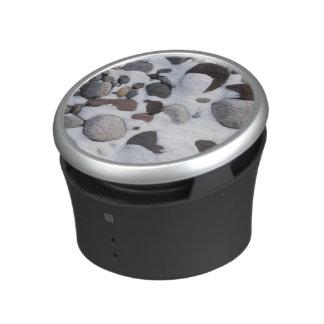 Snow And Rocks, Mt. Rainier National Park 2 Bluetooth Speaker