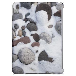 Snow And Rocks, Mt. Rainier National Park 2 iPad Air Covers