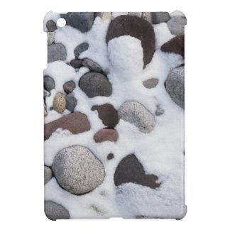 Snow And Rocks, Mt. Rainier National Park 2 iPad Mini Cases