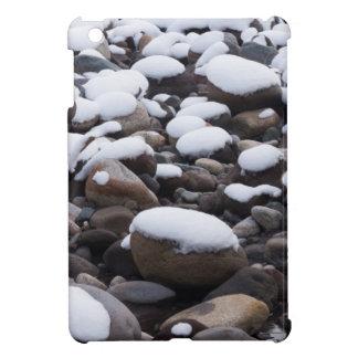 Snow And Rocks, Mt. Rainier National Park Case For The iPad Mini