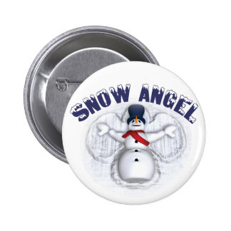 Snow Angel Buttons
