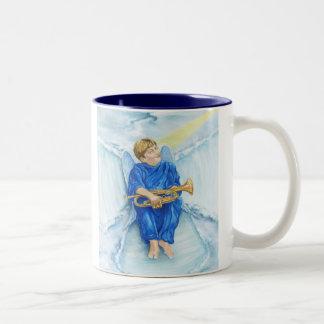 Snow Angel Coffee Mugs