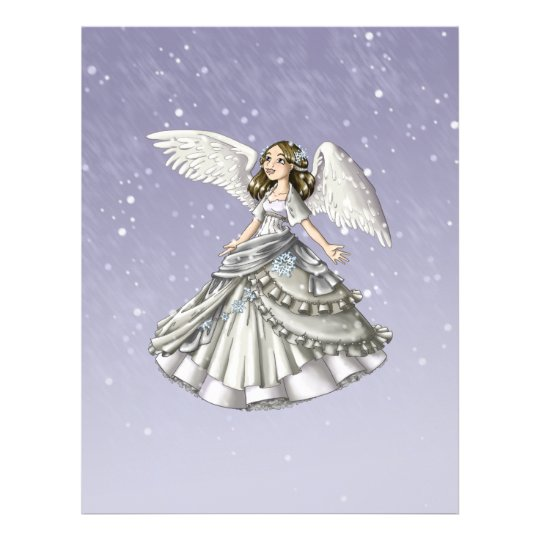 Snow Angel Flyer
