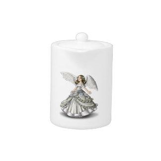 Snow Angel Teapot