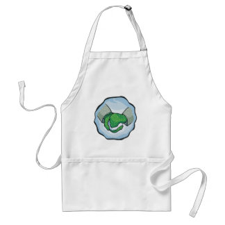 Snow Ball Adult Apron