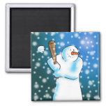 Snow Ball Magnet