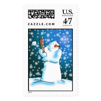 Snow Ball Postage