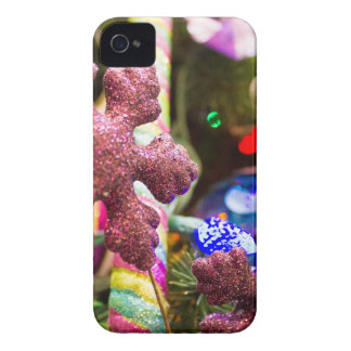 Snow Bauble Case-Mate iPhone 4 Case