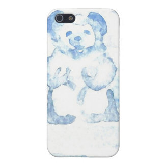 """Snow Bear"" CricketDiane Coffee Art Case For iPhone SE/5/5s"