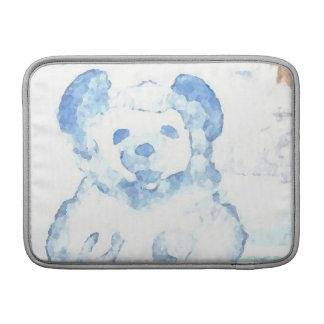 Snow Bear Mac Soft Case CricketDiane Design Stuff MacBook Air Sleeve