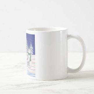 Snow Bears Coffee Mug