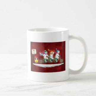 Snow Bike! Coffee Mug