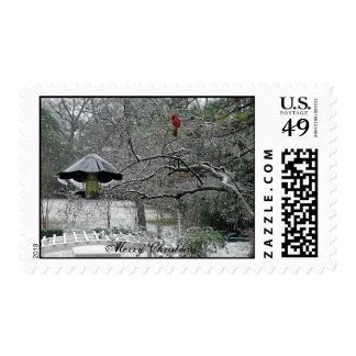 snow birds 5 stamps