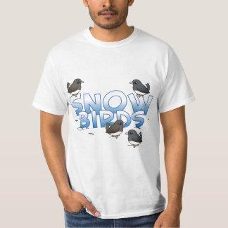 Snow Birds Tee Shirt