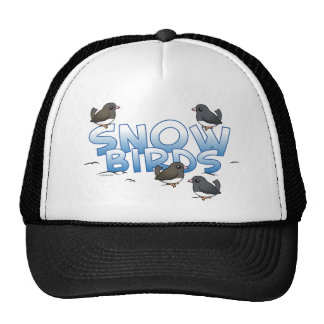 Snow Birds Trucker Hat