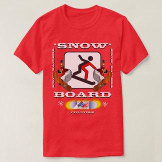 Snow Board Culture T-Shirt