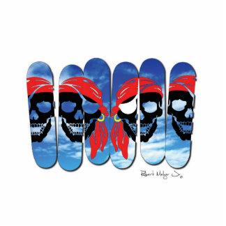 Snow Boarding Artwork Cutout