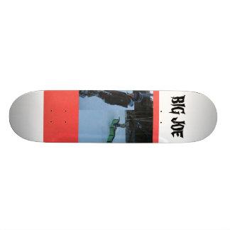 snow boarding, BIG JOE Skateboard Deck