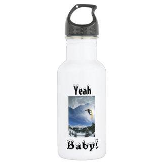 Snow Boarding Liberty Bottle