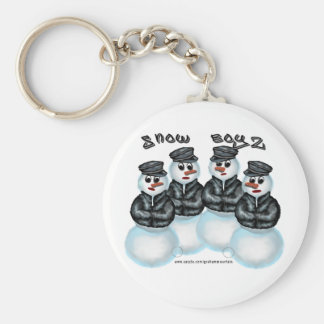 Snow Boyz Keychain