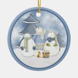 Snow Buddies Ornament